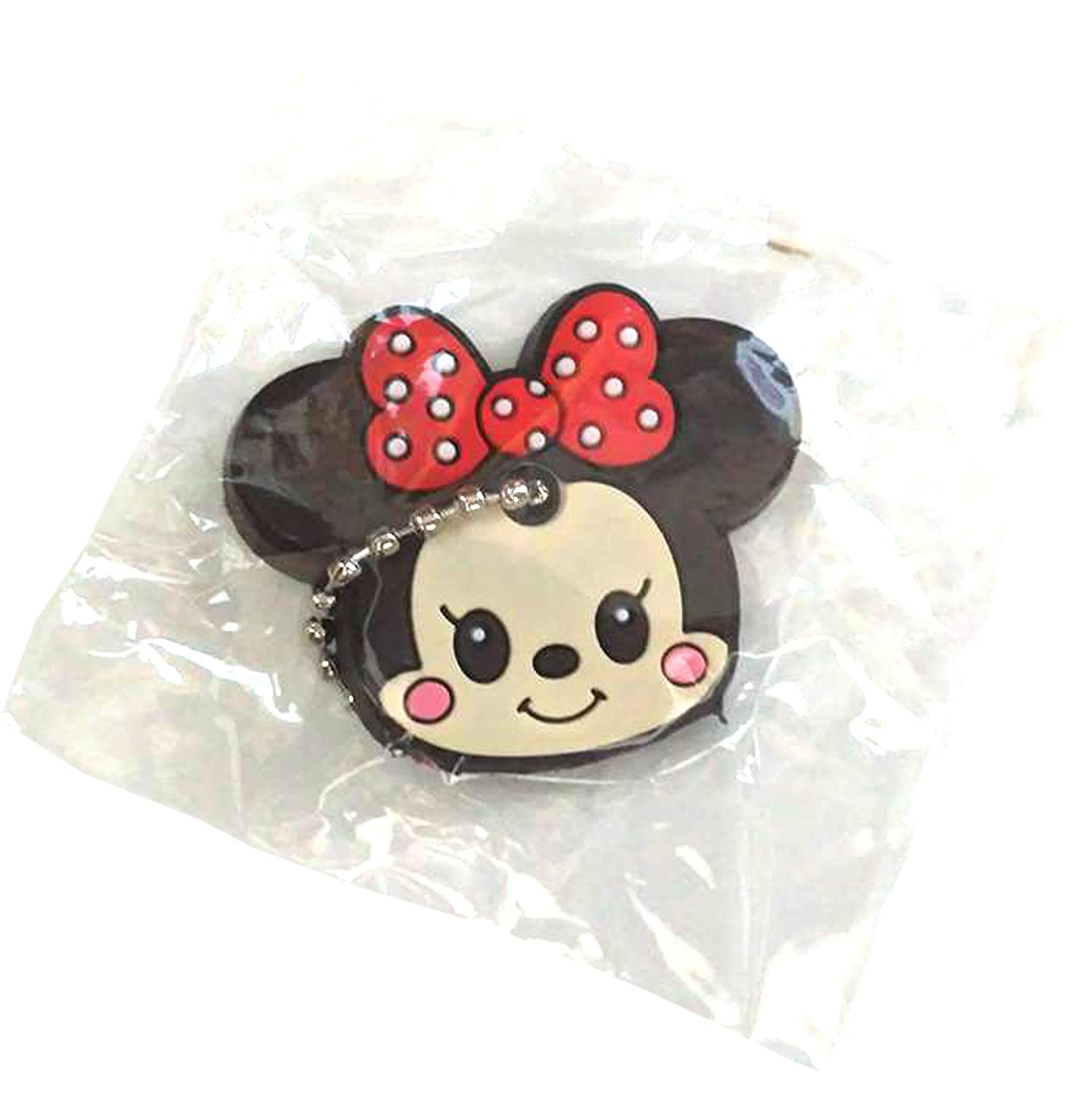 Minnie Mouse: Cadenita para llaves - Llavero: Amazon.es ...