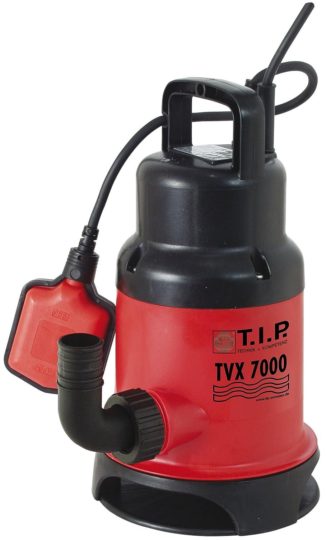 T.I.P. 30268 Bomba de inmersió n para aguas residuales TVX 7000