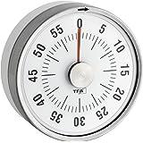 TFA 38.1028.02 Puck Küchentimer, weiß