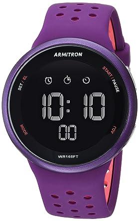 Amazon.com: Armitron Sport 40/8423 - Reloj cronógrafo ...