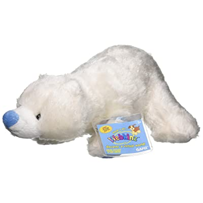 Webkinz Arctic Polar Bear Plush: Toys & Games