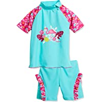 Playshoes UV-Schutz Bade-Set Flamingo Conjunto de baño