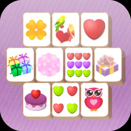 Valentine Tile (Valentine Mahjong Tiles (Kindle Tablet Edition))