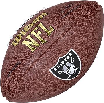WILSON oakland raiders NFL official senior composite american ...