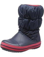 Crocs Unisex Kids Winter Puff Snow Boots