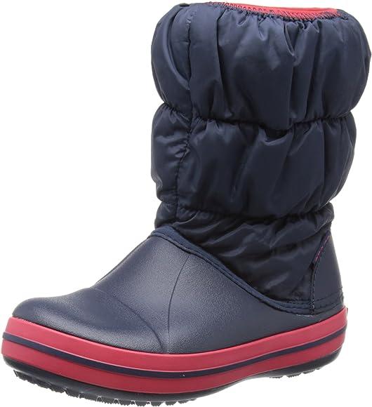 crocs Kids' Winter Puff Boot (Toddler
