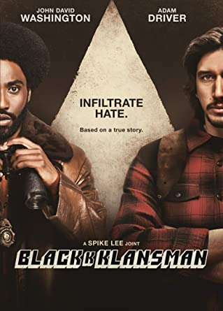 Blackkklansman Dvd Covers Labels By Covercity