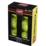 Rawlings YWCS11-BOX6 Ywcs11-11' Official League Recreational Fastpitch