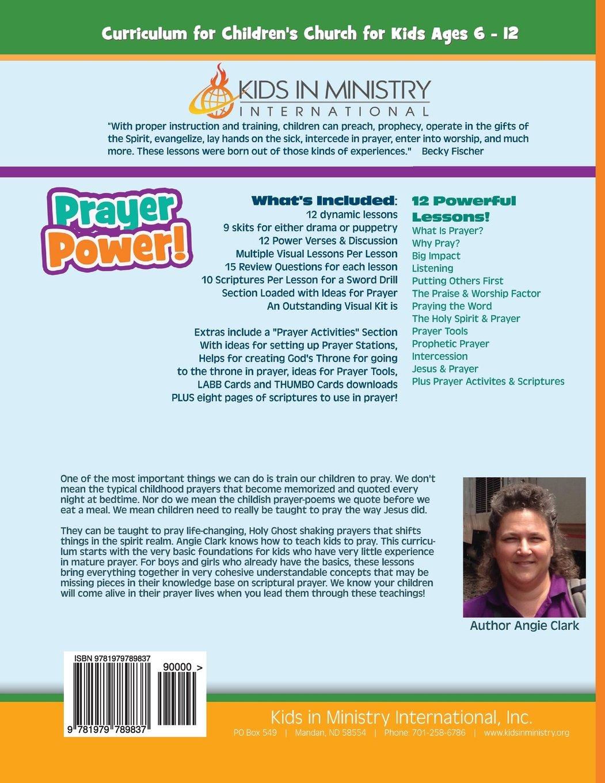 Prayer Power! for Kids: Raising a Generation of Kingdom