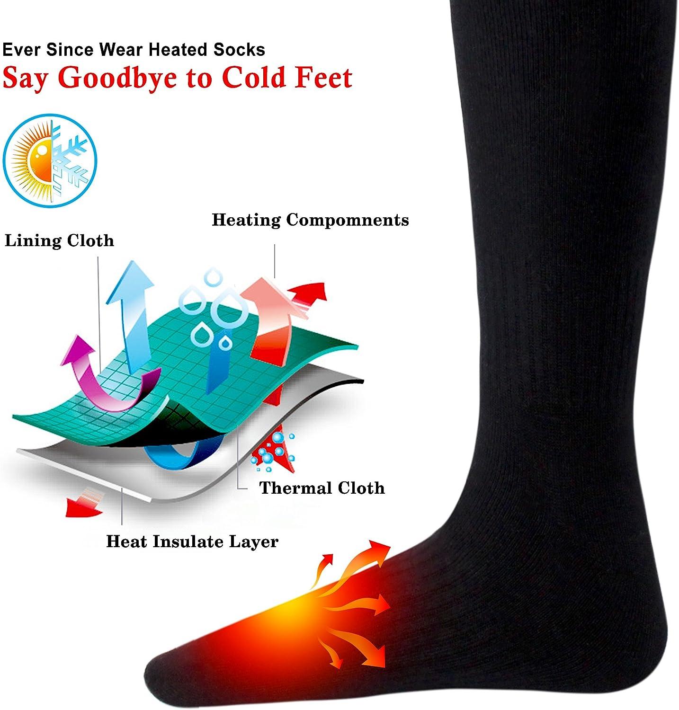 Best Seller Deal Ends Soon Comfy Heated Socks