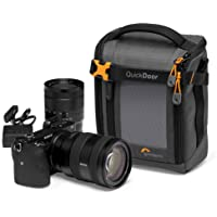 Lowepro GearUp Creator Box Medium II Mirrorless and DSLR Camera case - with QuickDoor Access - with Adjustable Dividers…
