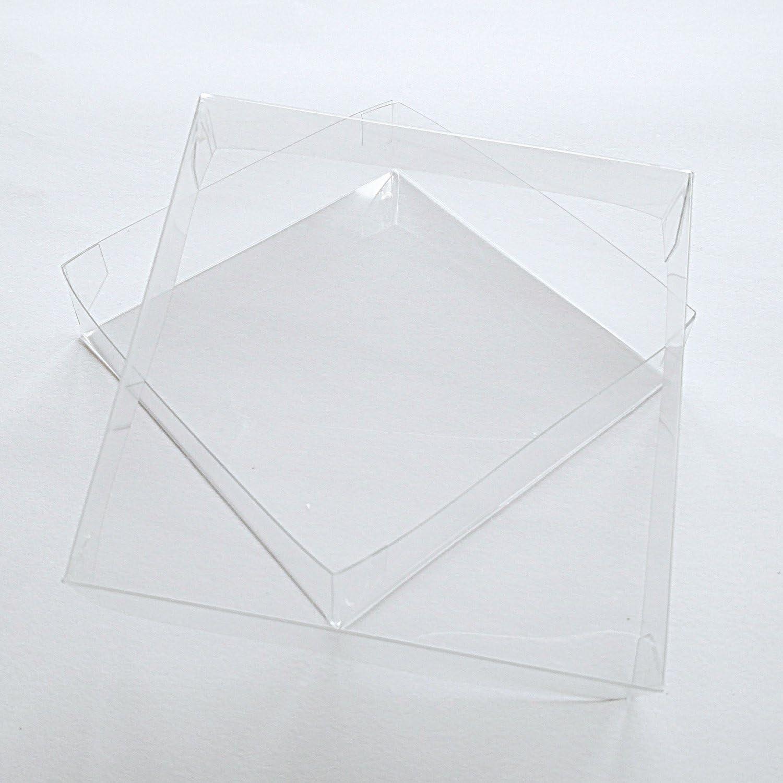 Juego de 6 posavasos estampado con Flor de la Vida elaborado con corcho y suministra en una caja transparente y bonita.
