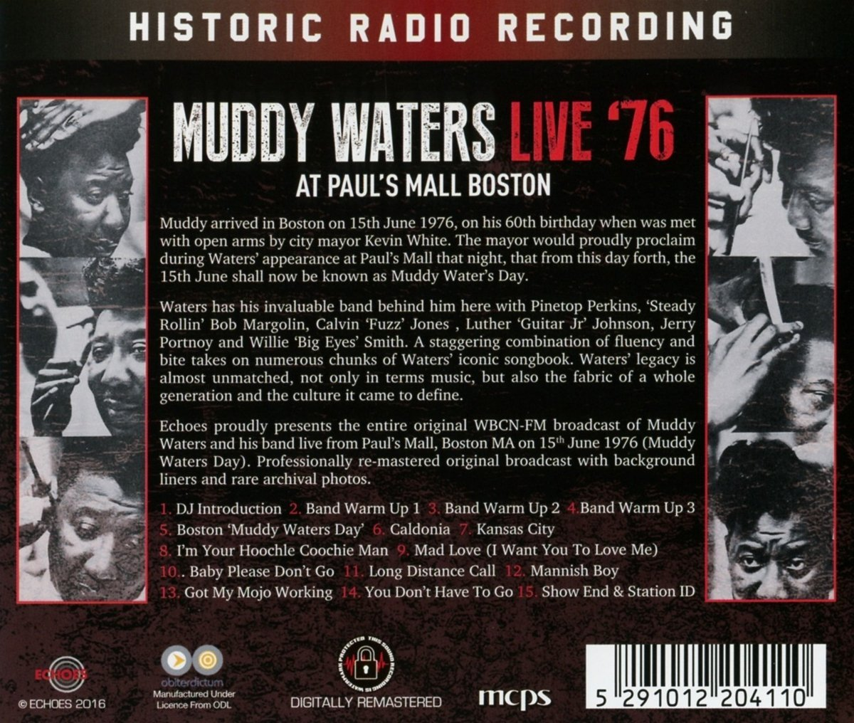 muddy waters live at paul s mall boston com music