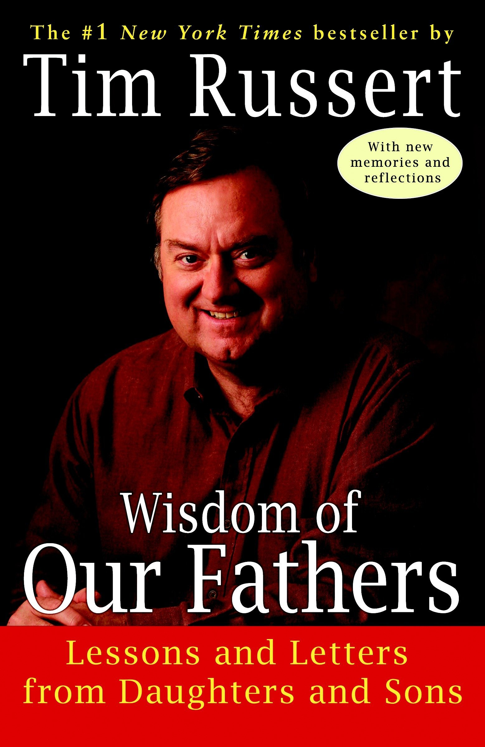 Read Wisdom Of Our Fathers Lessons And Letters From Daughters And Sons By Tim Russert