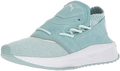 Puma Frauen Tsugi Shinsei Evoknit Schuhe 37.5 EU Aquifer/Island Paradise/Pearl