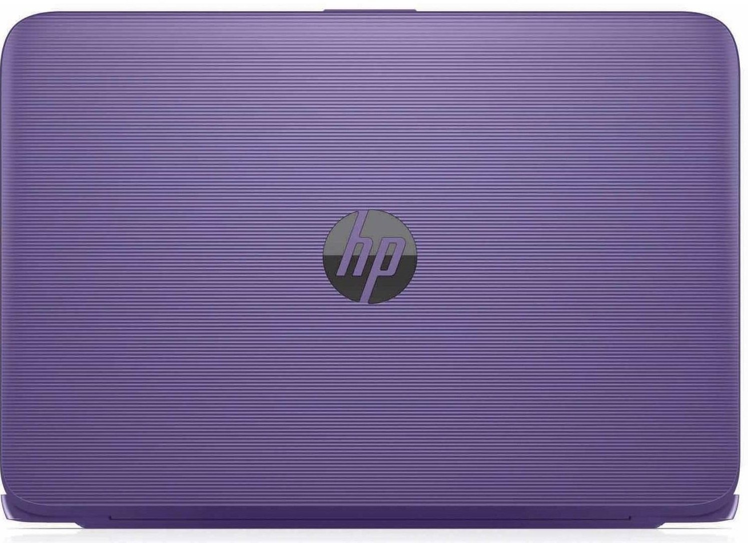 2017 HP Stream 11 11.6 inch Flagship Laptop Computer, Intel Celeron N3060 1.6GHz, 4GB RAM, 32GB eMMC drive, 802.11ac WiFi, USB 3.1 port, Windows 10 Home, Purple (Certified Refurbished)