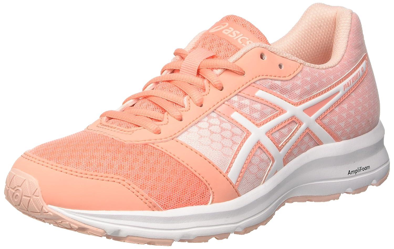 Asics Patriot 9, Zapatillas de Running para Mujer 37 EU|Rosa (Begonia Pink/White/Seashell Pi 0601)