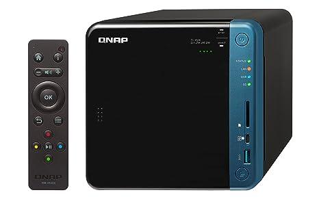 QNAP TS-453B NAS T - Unidad RAID (Unidad de disco duro, SSD ...