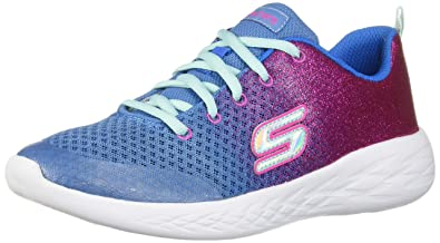 d617cad9dab7 Skechers Kids Girl s GO Run 600-SPARKLE Speed Shoe