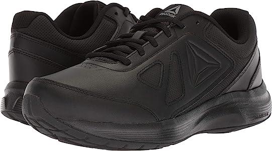 Reebok Walk Ultra 6 DMX Max 4E Herren Walkingschuh, schwarz, 41 von