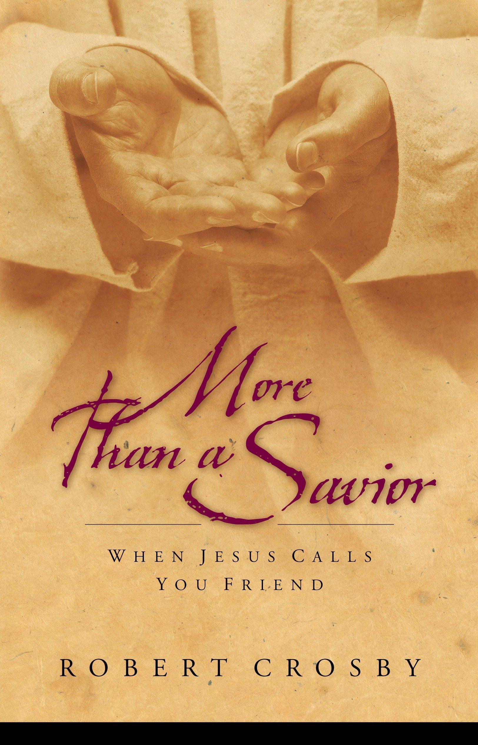 More than a Savior: When Jesus Calls You Friend ebook