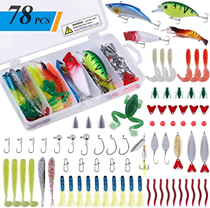 25 6 Inch Fishing Crankbaits Mix And Match Your Choice