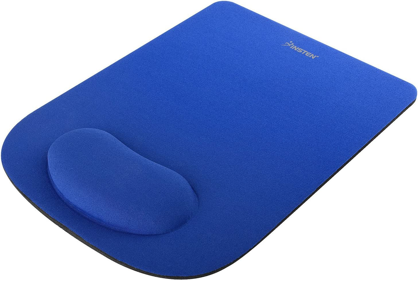 Insten Wrist Rest Comfort Pillow Cushion Mousepad Mice Pad for Optical//Trackball Mouse Blue