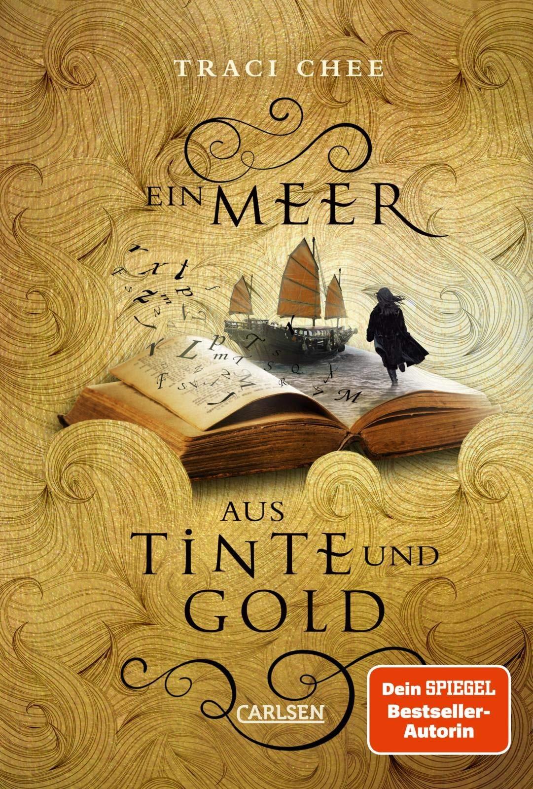 Ein Meer Aus Tinte Und Gold  Das Buch Von Kelanna 1