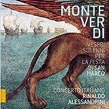 Vespri Solenni Per La Festa Di San Marco (C.Monteverdi)