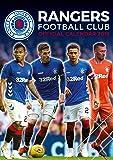 Glasgow Rangers Official 2019 Calendar - A3 Wall Calendar