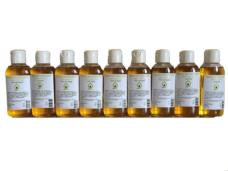 huile vegetale fleur d'oranger