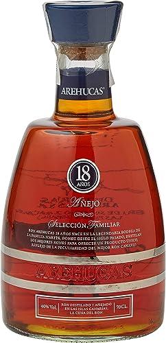 AREHUCAS Ron Añejo Selección Familiar 18 Años - 700 ml