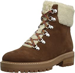 041fe677908 The Fix Women s Mika Hiker Boot with Faux Shearling Trim