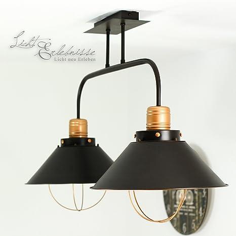 Gran techo en color negro Color Cobre Vintage Diseño Incluye ...