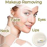 Reusable Makeup Remover Pads Pure Cotton - 16