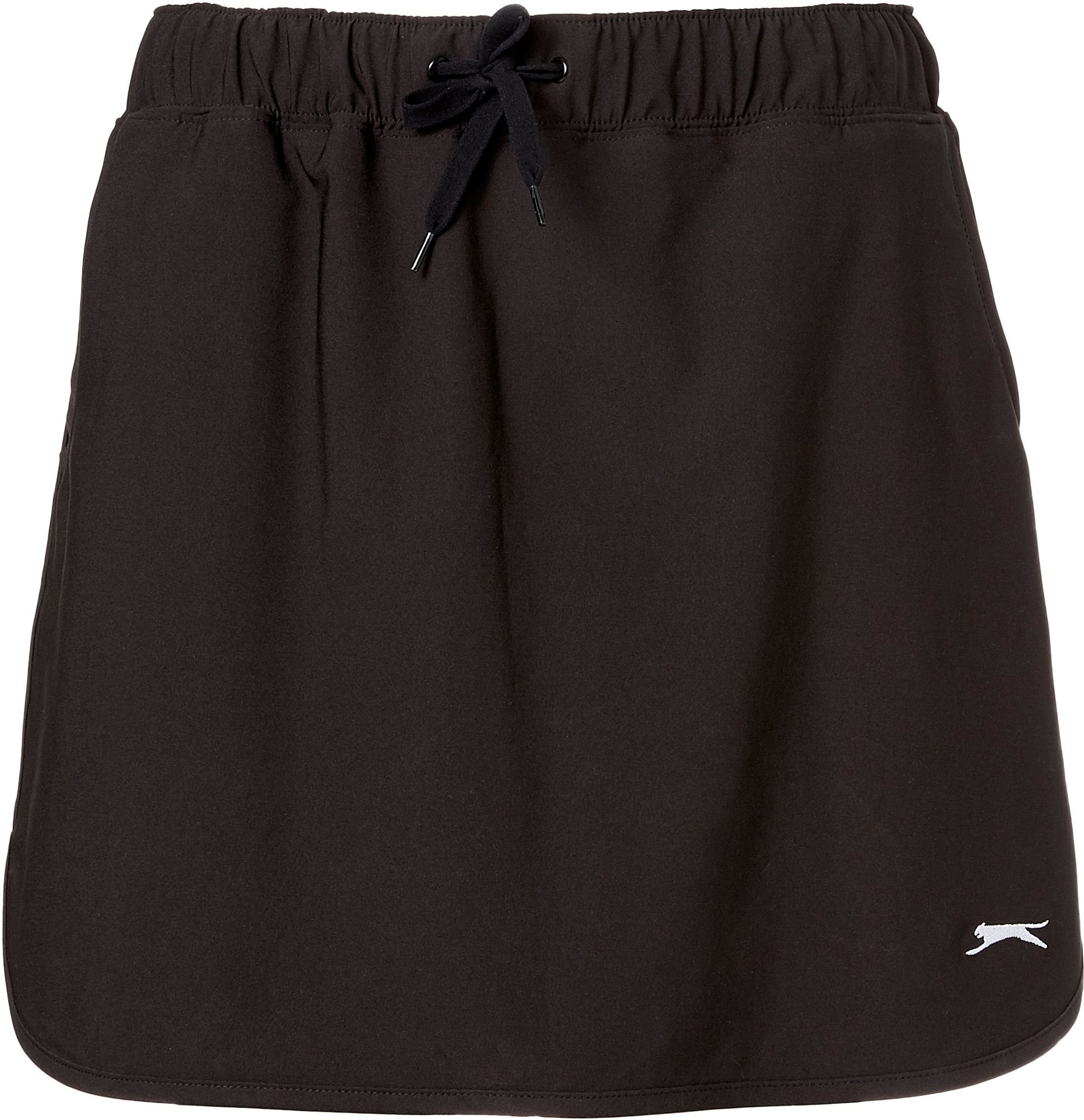 Slazenger Women's Tech Pull-On Golf Skort, (Black, M) by Slazenger