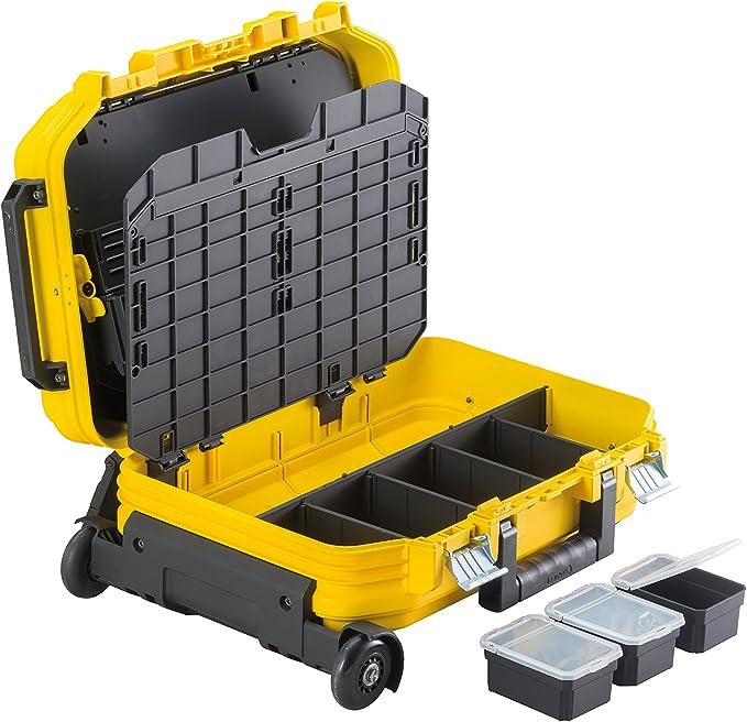 STANLEY FATMAX FMST1-72383 - Maleta para herramientas con ruedas: Amazon.es: Bricolaje y herramientas