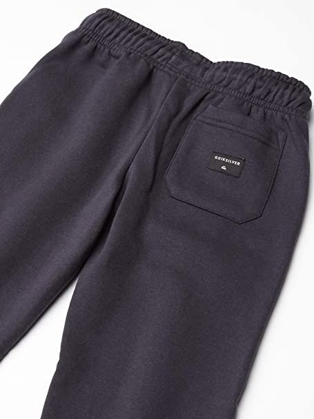 Quiksilver Jungen Trackpant Screen Youth Fleece Bottom Legere Shorts
