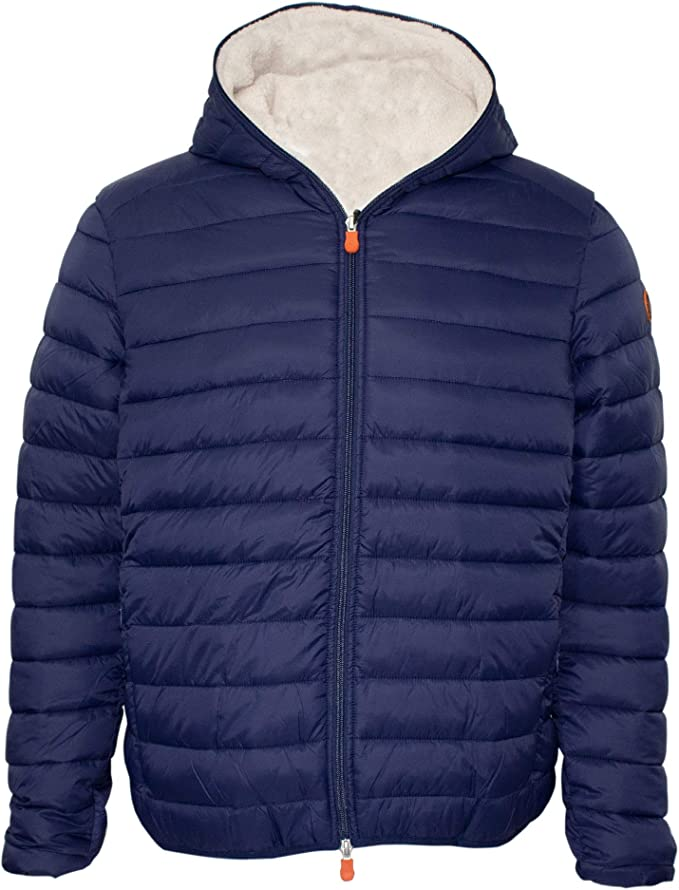 Save The Duck Men's Hooded Puff Jackets