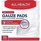 All Health Gauze Pads, 4\X 4\