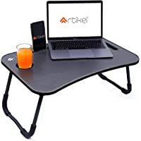 Artikel Multi-Purpose Laptop Table with Dock Stand | Study Table | Bed Table | Foldable and Portable | Ergonomic…