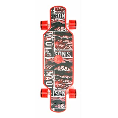 Maui And Sons MAFRP_G_BIGDEAL Skateboard Mixte Enfant, Big Deal
