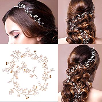 bride,bridesmaid,Diamante,Pearl,Flower,Silver,4 item Wedding Hair Accessories