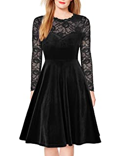 Dress for Women, Evening Cocktail Party On Sale, Black, Cotton, 2017, 12 14 34 D.exterior