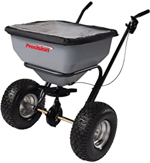 Genial Precision Products 130 Pound Capacity Commercial Broadcast Spreader SB6000RD