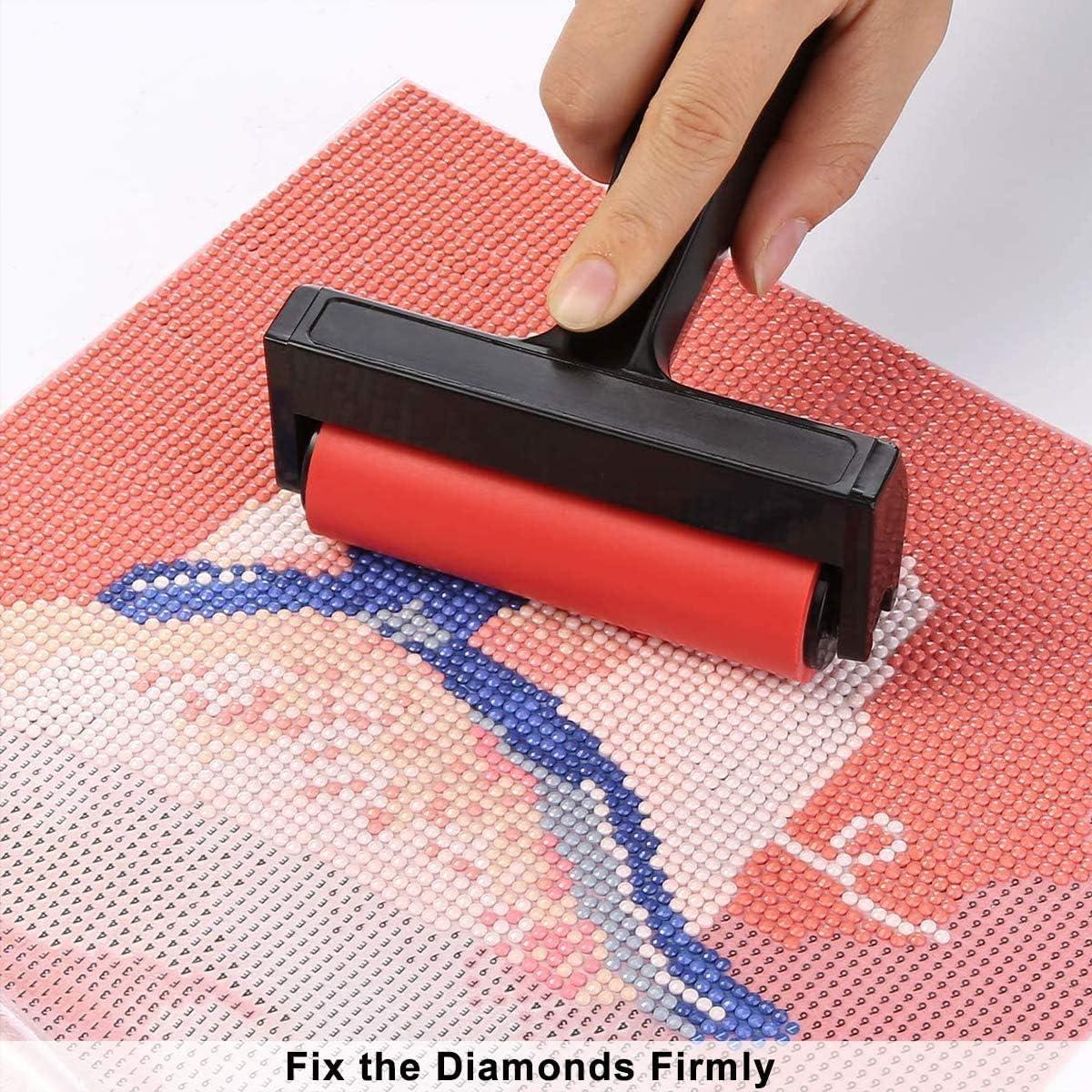 41PCS 41Piezas Pintura de Diamante Herramientas 5D Diamond Painting Tool Diamante Pintura Bricolaje Herramientas para Ni/ños Adultos