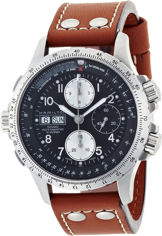 Hamilton Khaki H77616533 Reloj para hombres Reloj Aeronóautico