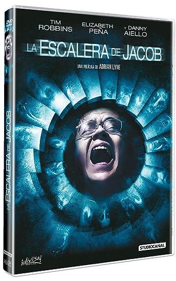 La escalera de Jacob - DVD: Amazon.es: Tim Robbins, Elizabeth Peña, Danny Aiello, Matt Craven, Macaulay Culkin, Adrian Lyne, Tim Robbins, Elizabeth Peña: Cine y Series TV