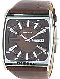 Diesel - DZ1254 - Montre Homme - Quartz Analogique - Cadran Marron - Bracelet en Cuir Marron