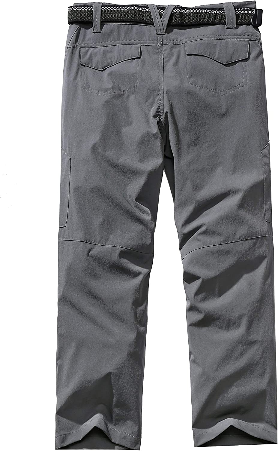 Cargo Trousers Kids Boys Girls Pants Youth Hiking Convertible Quick Dry Zip Off Stretch UPF 50